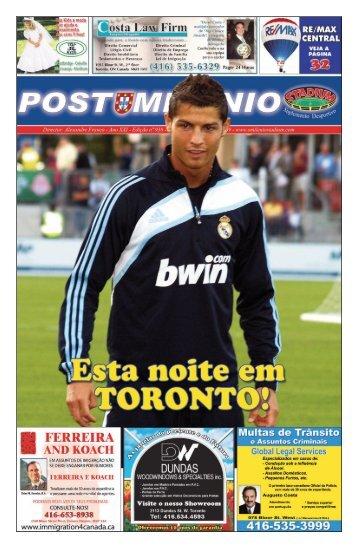 """Sporting é o primeiro """"grande"""" - Post Milenio"""
