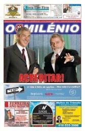 Director: Alexandre Franco - ANO VI - EDIÇÃO Nº 401 ... - Post Milenio