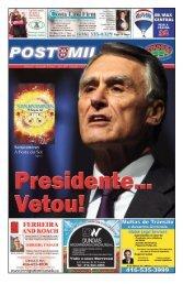 Presidente da Républica... Veta! - Post Milenio