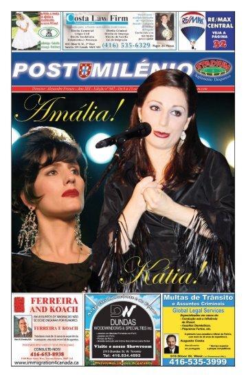 Amália Rodrigues - Post Milenio