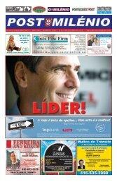 Alexandre Franco - ANO: LXXV – EDIÇÃO Nº 3905 - Post Milenio