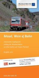 Traben- Trarbach - Rheinland-Pfalz-Takt