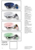 GRIFFE KOLOR - OML accessori per il bagno - Page 6