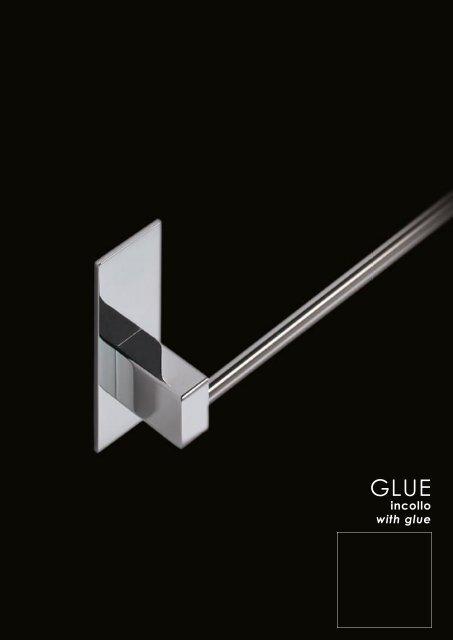 incollo with glue - Oml