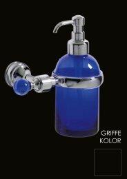 GRIFFE KOLOR - OML accessori per il bagno