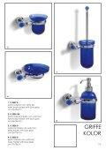GRIFFE KOLOR - OML accessori per il bagno - Page 3