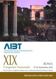 Web preliminare roma aibt - Omniameeting