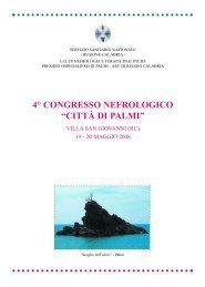 4° congresso nefrologico - Omniameeting