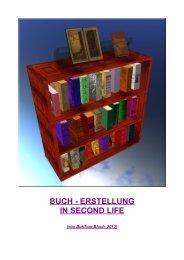 Bücher erstellen in SL - von BukTom Bloch