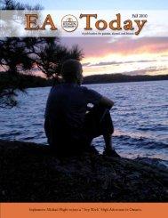 Summer/Fall 2010 Issue - Elgin Academy