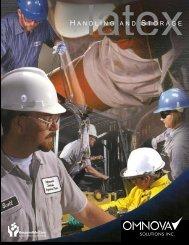 Latex Handling & Storage Guide - Omnova