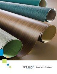 Decorative Products - Omnova