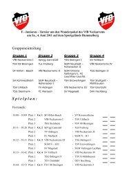 Spiel um Platz 3 - SGM Omonia-1.FCLL04-Vaihingen