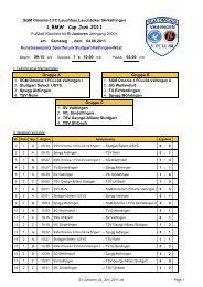 1.BMW Cup Juni 2011 - SGM Omonia-1.FCLL04-Vaihingen