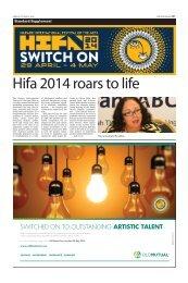 HIFA 2014 - 4 May 2014