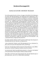 Bundesverfassungsgericht - omsels.info – Der Online-Kommentar ...
