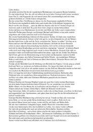 feedbacks - OMSPIRIT – Magazin