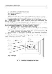 2. Sistem tribologic (tribosistem)