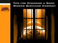 Tips for choosing a good company for window installation in Chicago