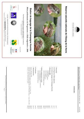 D:\\Espaces protégés\\Réserve Naturelle Nationale de la ... - Oncfs