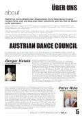 BALLET & PERFORMANCE DAYS 2014 MAGAZINE - Page 5