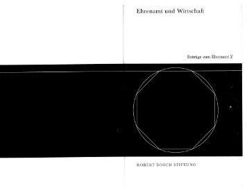 Ehrenamt und Wirtschaft.pdf - Ehrenamtsbibliothek.de