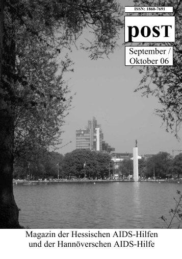 posT September Oktober 2006 - positiv schwul