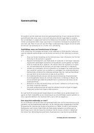 Samenvatting (pdf, 46kB) - Onderwijsraad