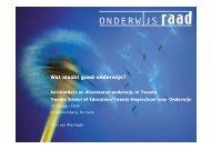 download bestand (pdf, 1.1MB) - Onderwijsraad