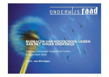 download bestand (pdf, 283kB) - Onderwijsraad