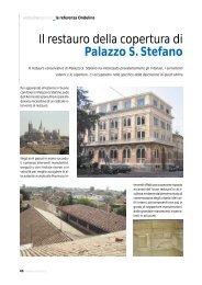 Restauro palazzo (PD) - Onduline