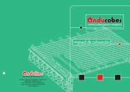 Manual Onducober.fh11 - Onduline