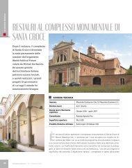 Restauri AL complesso monumentale di Santa Croce - Onduline