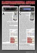 Autosound-lehti testasi auto DVD-soittimet (PDF) - One-Pro - Page 2