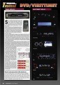 Autosound-lehti testasi auto DVD-soittimet (PDF) - One-Pro - Page 5