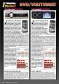 Autosound-lehti testasi auto DVD-soittimet (PDF) - One-Pro - Page 3