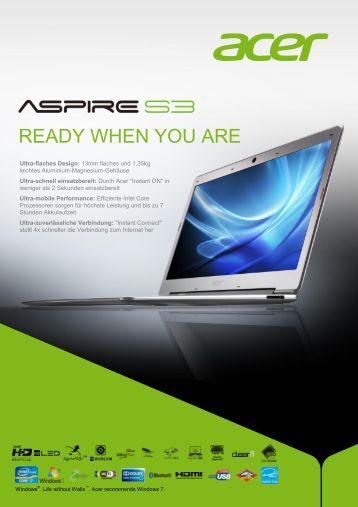 Aspire S3