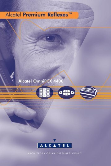 Alcatel Premium Reflexes™ - Onedirect