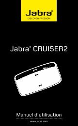 Jabra® CRUISER2 - Onedirect