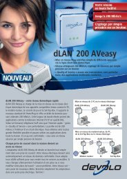 dLAN 200 AVeasy - Onedirect