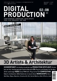3D Artists & Architektur - One Point Storage Systems