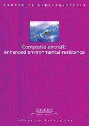 Composite aircraft - Onera