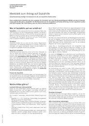 Merkblatt zum Antrag auf Sozialhilfe - Stadt Düsseldorf