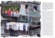 Lebenslust: Freiwillig im Slum - Onesimo
