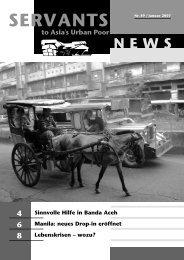 Newsletter Januar 2007 - Onesimo