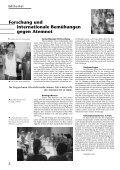 Newsletter Januar 2007 - Onesimo - Seite 2