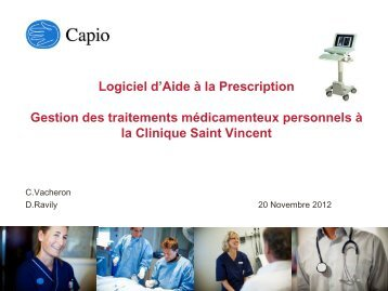Gestion des traitements personnels - ARS Franche-Comté