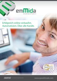 Erfolgreich online verkaufen. Automatisiert. Über alle ... - ONEtoONE