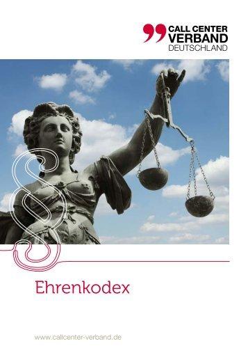 Ehrenkodex - ONEtoONE