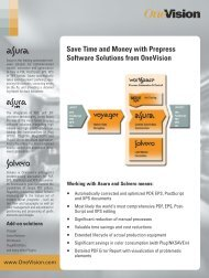 Save Time and Money with Prepress Software Solutions from ...
